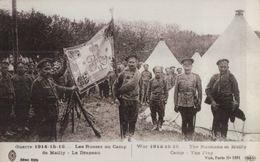 190   14  18   RUSSES  NON  ECRITE VERSO - Oorlog 1914-18