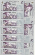 HAITI 10 GOURDES 2014 UNC P 272 F ( 10 Billets ) - Haiti