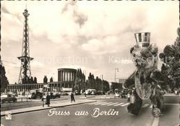 41575079 Berlin Funkturm Und Ausstellungshallen Berliner Baer Berlin - Non Classés