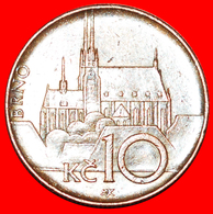 + RELIGION (1993-2019): CZECH REPUBLIC ★ 10 CROWNS 2009! LOW START ★ NO RESERVE! - Repubblica Ceca