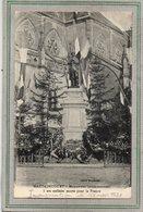 CPA - MATTAINCOURT (88) - Aspect Du Monument Aux Morts Le Jour De L'inauguration En 1921 - France