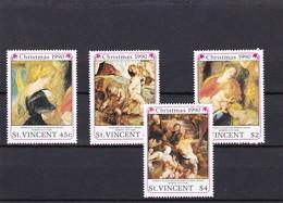 San Vicente Nº 1230J Al 1230M - St.Vincent (1979-...)