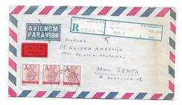 Yugoslavia 1993 Kotor Air Mail - Yugoslavia