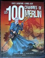 LIVRE JEU VIVEZ L'AVENTURE - LES 100 CHARMES DE MERLIN - Edition GRUND 2009 - Bücher, Zeitschriften, Comics