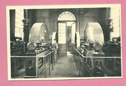 C.P. Houdeng-Gœgnies =  Canal  Du  Centre  :  Ascenseur Hydraulique  N° 1 : Salle  Des  Machines - La Louvière