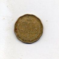 Messico - 1998 - 50 Centavos - Vedi Foto - (MW2518) - Messico