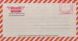 España Aerograma Nº 143 - Stamped Stationery
