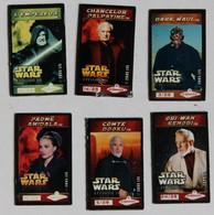 6 Magnets STAR WARS 2005 LFL Le Gaulois Dark Vador Obi Wan Kenobi - Merchandising