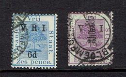 ORANGE FREE STATE...1900 - África Del Sur (...-1961)