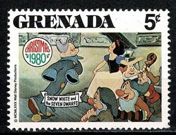 Grenada Christmas 1980 Yv 376**, Mi 425**, Sc 418**,   MNH - Grenade (1974-...)