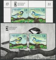 "BOSNIA HERZ. CROATA / BOSNIA CROAT POST  -EUROPA 2019 -NATIONAL BIRDS.-""AVES -BIRDS -VÖGEL-OISEAUX""-SERIE+ HOJITA BLOQUE - 2019"