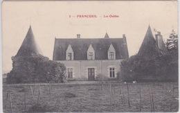 37 - FRANCUEIL - N°5 DE LA SERIE ALJ - LES OULDES  CHATEAU - - Sonstige Gemeinden