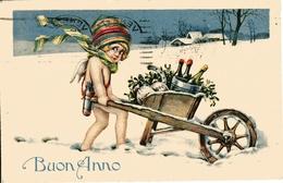 VENEZIA - BUON ANNO 1925, 2.1.1925 - Italien
