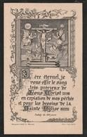 Maria Dolez 1896-chateau De La Tournette-nivelles - Devotion Images