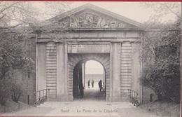 Gand Gent La Porte De La Citadelle Citadelpark Poort Hollandse Citadel Geanimeerd (In Zeer Goede Staat) - Gent