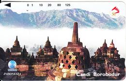 INDONESIA - Candi Borobudur, 02/97, Used - Indonesia