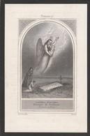 Priester Joseph Doms -contich 1799-lippeloo 1872 - Devotion Images