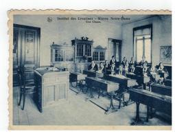 Onze Lieve Vrouw Waver Institut Des Ursulines - Wavre Notre-Dame  Une Classe 1933 - Sint-Katelijne-Waver
