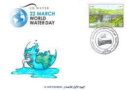 DZ Argelia 1739 22 De Marzo Dia Mundial Del Agua Energías Energía Recursos Naturales - Agua