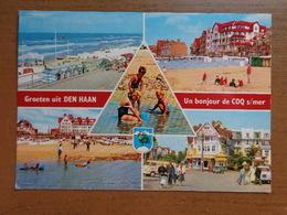 De Haan - Coq Sur Mer / Groeten Uit -> Beschreven - De Haan