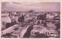 1934 LIBYA- TRIPOLI-VEDUTA DELLA CITTA NUOVA. FOTO WALTER. VOYAGEE- BLEUP - Libya