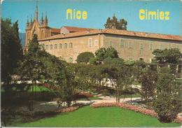NICE. Le Monastère De Cimiez.  (scan Verso) - Monuments, édifices