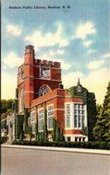 New Hampshire Nashua Public Library - Nashua