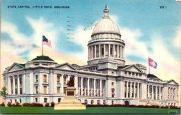 Arkansas Little Rock State Capitol 1956 - Little Rock