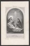 Maria Theresia Josepha Van Den Dries-antwerpen 1869 - Images Religieuses