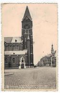 Wevelgem  De Kerk En Gedenksten Vh H.Hart - Wevelgem