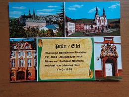 5 Karten Von Prum -> Written + Unwritten - Pruem