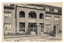 Marke Kortrijk - Klooster Vd Onbevlekte Ontvangenis  St-Jozefs Rustoord:Buitenzicht - Kortrijk