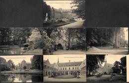 Ollignies - Pensionnat Des Religieuses Bernardines (Lot 7 Cartes) - Lessines