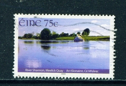 IRELAND  -  2006 Inland Waterways 75c  Used As Scan - 1949-... Republic Of Ireland