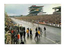 Le Mans-Circuit Des 24 Heures  Du Mans -Le Départ-(D.1693) - Le Mans