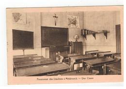 Melsbroek Pensionnat Des Ursulines à Melsbroeck - Une Classe - Steenokkerzeel