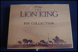 Coffret Bois 6 Pin's Pin Roi Lion / Lion King Disney - Disney