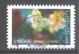 France Autoadhésif Oblitéré (Eclosion N°11) (cachet Rond) - Usati