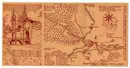 MONT LOUIS (66) - La Porte De France (carte 3 Volets) - France