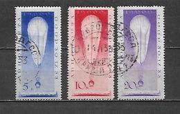 1933 - PA N. 38/40 USATI (CATALOGO UNIFICATO) - 1923-1991 USSR