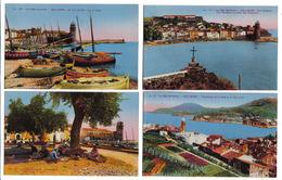 COLLIOURE (66) - (4 Cartes) - Collioure
