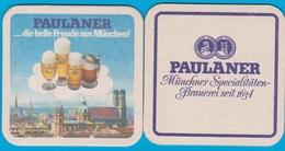 Paulaner Brauerei Gruppe München ( Bd 2296 ) - Bierdeckel