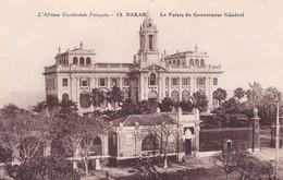 1915'S SENEGAL- DAKAR. LE PALAIS DU GOUVERNEUR GENERAL- BLEUP - Sénégal