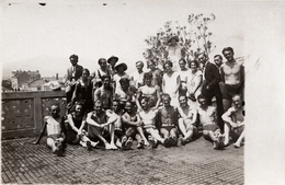 FRIENDS 1925 - Anonyme Personen
