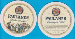 Paulaner Brauerei Gruppe München ( Bd 2299 ) - Bierdeckel