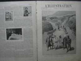 L'ILLUSTRATION N° 3037 TROUBLES ALGERIE/ MONT VENTOUX/ CRIME CORANCEZ/ PORTS ALLEMANDS CHINE - Journaux - Quotidiens