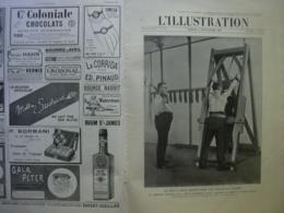 L'ILLUSTRATION 3523 PRISON ANGLAISES/ AEROPLANES/ MONTENEGRO/ SAVOIE - Journaux - Quotidiens