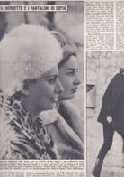 (pagine-pages)SOFIA LOREN   Gente1961/12. - Libri, Riviste, Fumetti