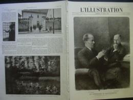 L'ILLUSTRATION 3625 MAROC/ POINCARE EN RUSSIE/ BELFORT/ MASSENET - Newspapers