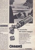 (pagine-pages)PUBBLICITA' CHARMS ALEMAGNA   Gente1961/12. - Libri, Riviste, Fumetti
